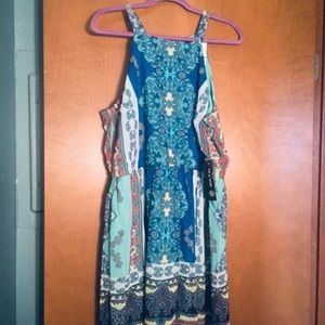 Plus Size summer dress, As U Wish